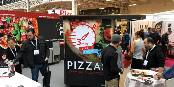 Smart Pizza - API Tech - Londres